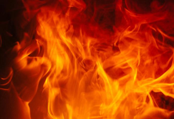 Flăcări - imagine ilustrativă