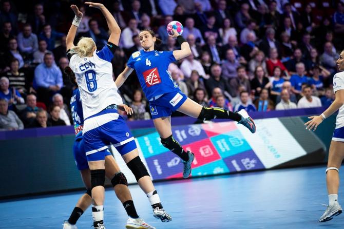 EHF EURO 2018, la debut. Rusia - Franţa, rezultat surpriză. foto: @ehfeuro