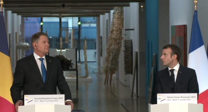 """Lansarea Sezonului România-Franţa va avea loc la Centrul Naţional de Artă şi Cultură """"Georges Pompidou"""""""