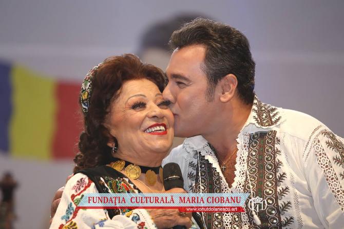 Maria Ciobanu și Ionuț Dolănescu