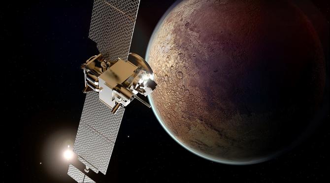 poza cu caracter descriptiv - Marte