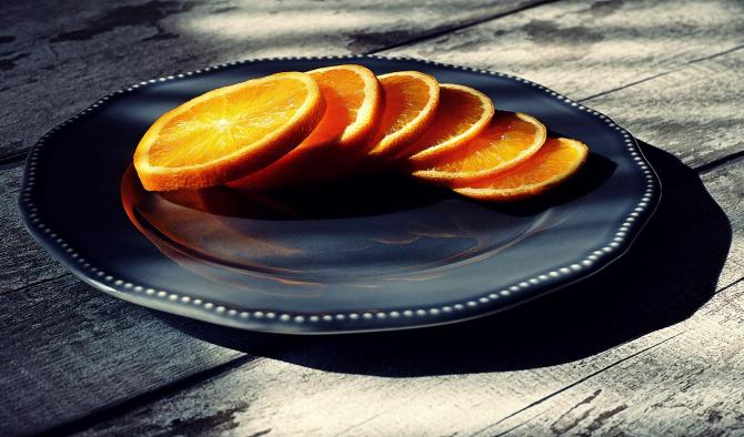 Dieta cu ouă și portocale