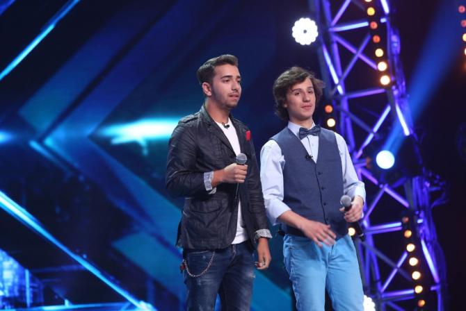 Andrei Geamăn și Cristian Moldovan