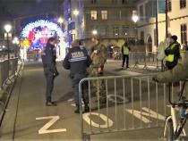 Macron, la celula de criză. Atacatorul, împușcat