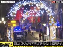 Strasbourg, atentat. Prima imagine cu atacatorul