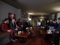 Iohannis, către tineri: PROBLEMA politicienilor. Mare PERICOL