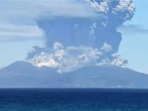 Un vulcan din Japonia a erupt. Măsuri de urgență