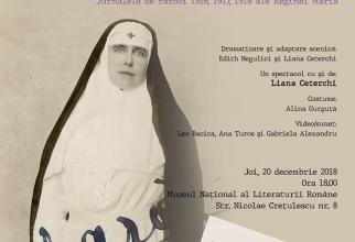 Regina Maria – Jurnale de război 1916, 1917 și 1918