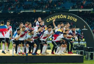 Copa Libertadores, finala de la Madrid: Prelungiri și meci tensionat. foto: @CopaLibertadores