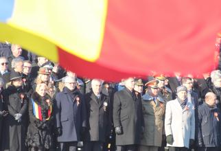 Președintele Klaus Iohannis șicei doi președinți ai celor două camere ale Parlamentului