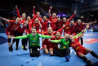 ROMÂNIA - OLANDA, LIVE FINALA MICĂ- Campionatul European de Handbal