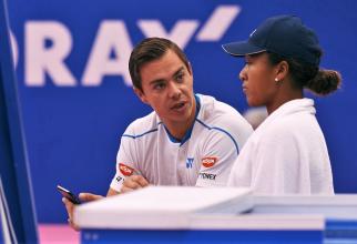 Tenis feminin, WTA: Sascha Bajin, desemnat antrenorul anului