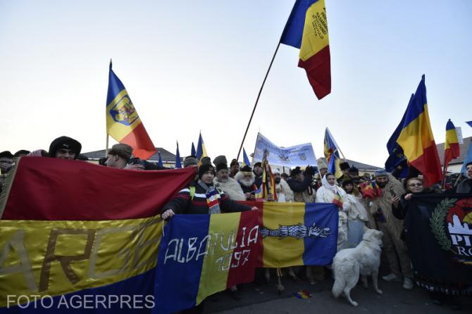Paradă 1 Decembrie - Alba Iulia