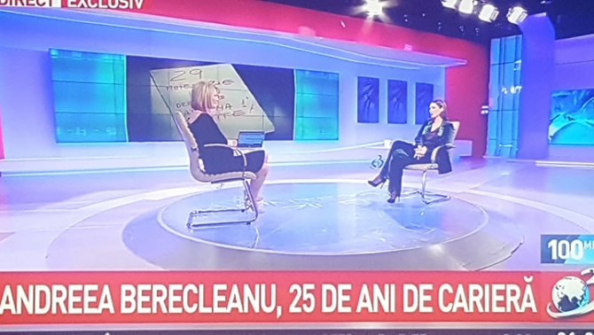 Platou Antena 3