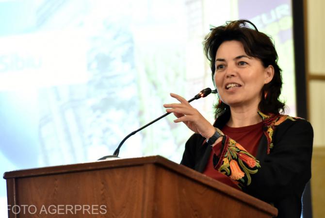 Angela Cristea - Comisia Europeană