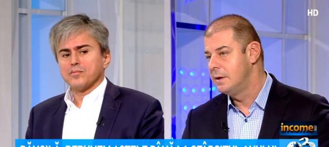 Dobre, întrerupt de Biriș. Replici la Antena 3: Domnule Biriș...