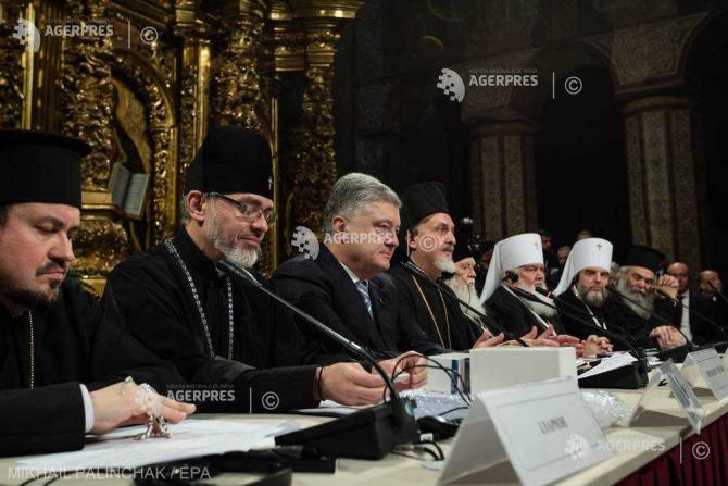 Biserica ortodoxă ucrainene