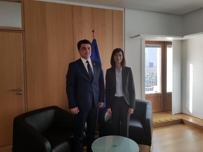 Ministrul interimar al Educaţiei, Valer-Daniel Breaz