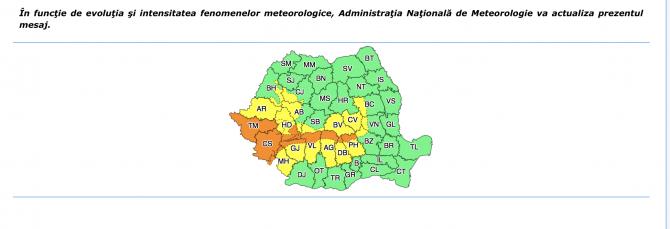 (w670) hartă