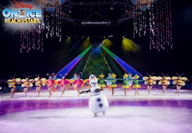 Disney On Ice spectacol suplimentar, București. Când va avea loc