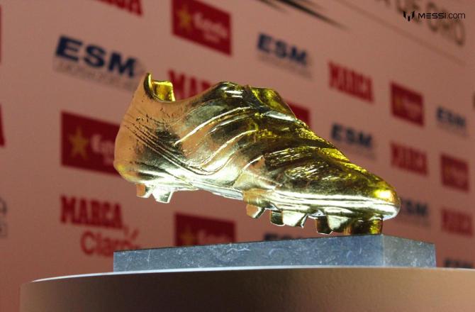 Gheata de Aur: Leo Messi (FC Barcelona), câștigătorul de anul acesta