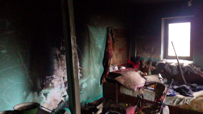 Incendiu, foto ilustrativ. Sursă foto: IGSU