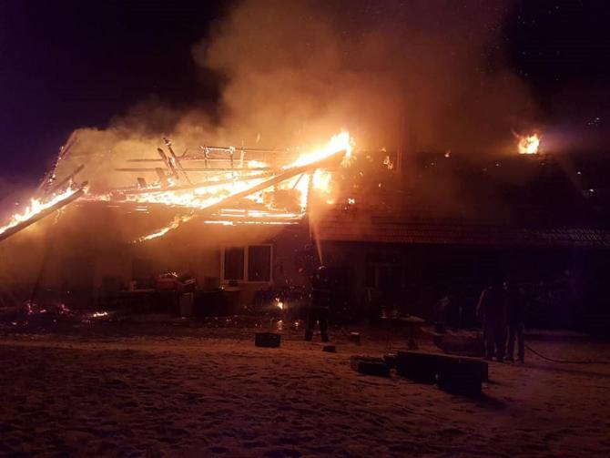 Incendiu, foto ilustrativ