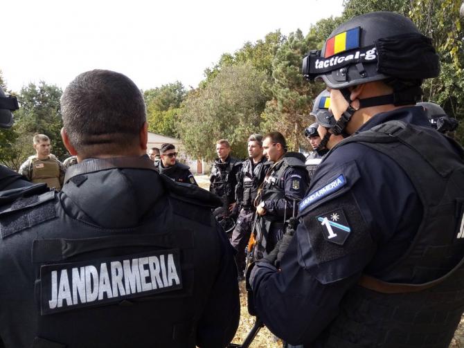 Jandarmeria, anunț privind minivacanţa de Revelion