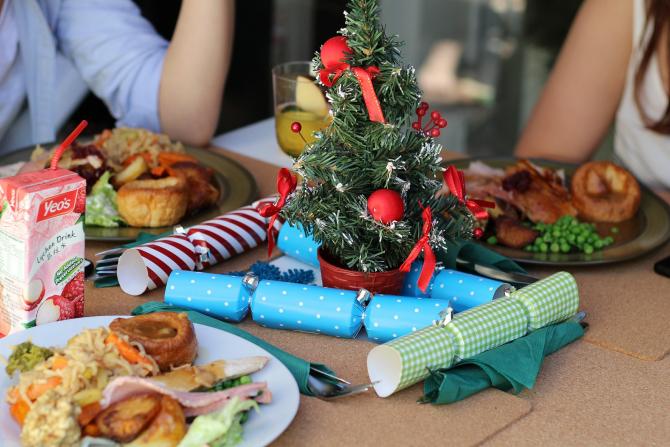 detoxifiere după masa de Crăciun