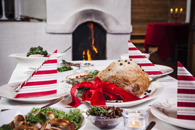 Lebăr de casă. Rețeta tradițională pentru masa de Crăciun