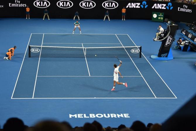 Australian Open, primele probleme. Reacția organizatorilor