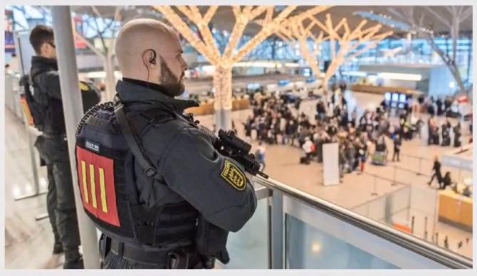 Măsuri de securitate sporite pe aeroporturile din Germania