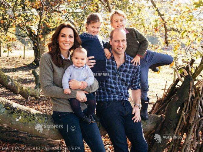 Prințul William și familia