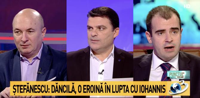 Codrin Ștefănescu - Răzvan Prișcă scandal