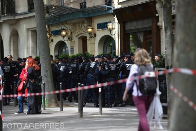 Protest Franța