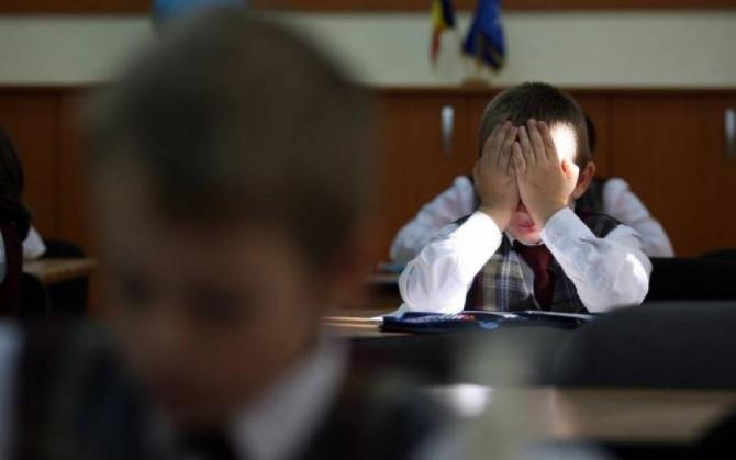 Scandal școală