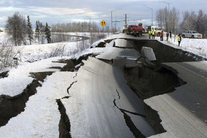 Cutremur Alaska
