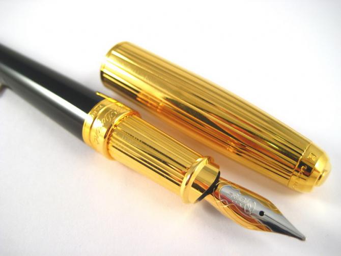Stilou de aur