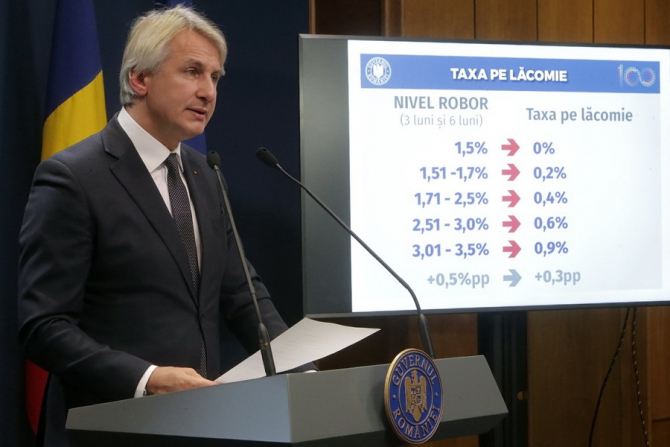 OUG privind noile măsuri fiscal-bugetare, publicată în Monitorul Oficial