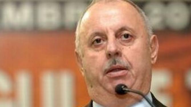 Vasile Pruteanu, fostul președintte al CJ Neamț