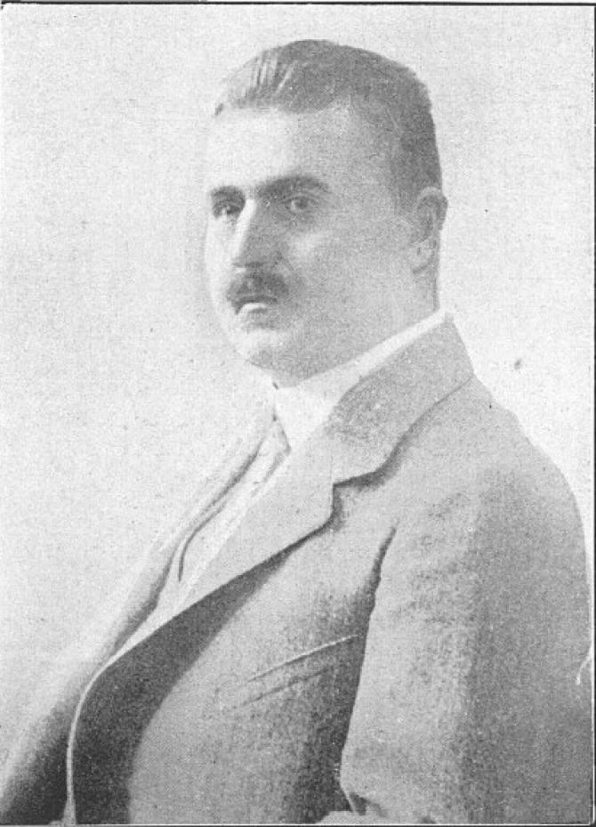 Vasile Goldiș a făcut parte din mai  multe guverne la București