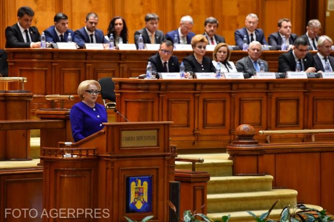 Rezultat vot MOȚIUNE CENZURĂ Guvern Dăncilă. Momentele zilei - VIDEO / LIVE TEXT