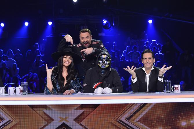 X Factor, marea finală