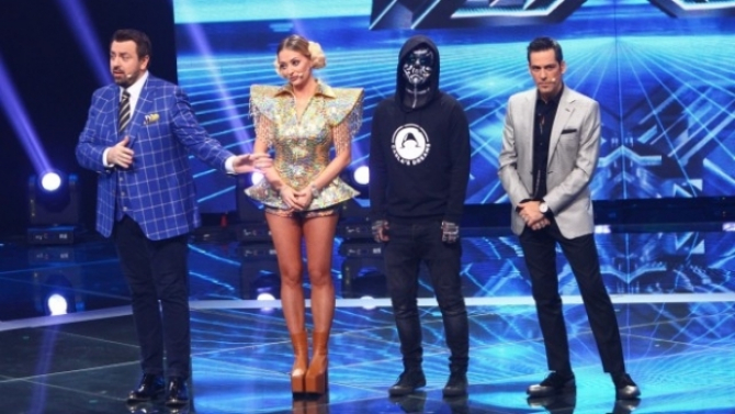 Semifinala X Factor