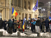 Marius Manole, protest Ateneul Român: România a mai murit puțin