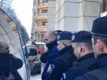 Violențe la CNA: S-a forțat intrarea în clădire. Dide, amendat după...