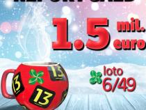 Loto. Loto 6/49, numerele câștigătoare de joi, 17 ianuarie, 2019