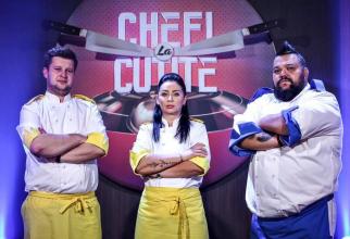 Chefi la cuțite finală sezon 6 câștigător
