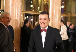 Fostul premier, Sorin Grindeanu