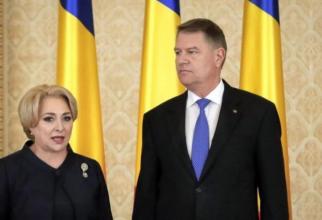 Viorica Dăncilă, Klaus Iohannis